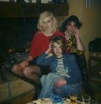 CAROLINE, LOLA, ME BRITTANY 1985