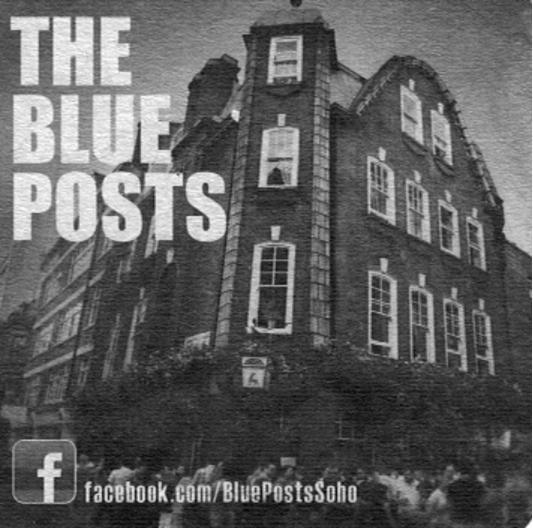Blue Posts