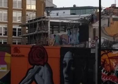 Foundry demolition 29-6-2019