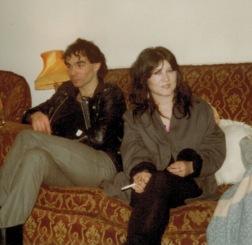Me & Sandra. ~1981