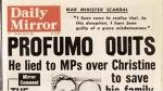 PROFUMO - MIRROR 6-6-1963