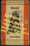 Brexiit La Peine
