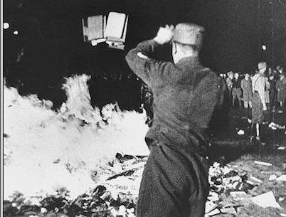 Burn the books