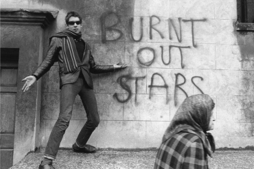 Burnt out stars Shane