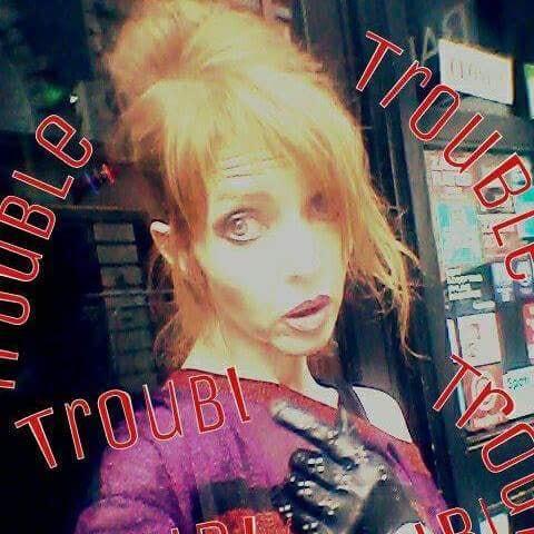 Caro Oshea TROUBLE