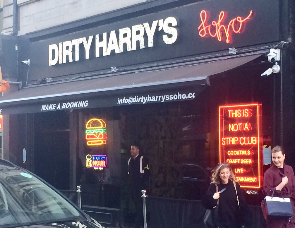 Dirty Harry's closer