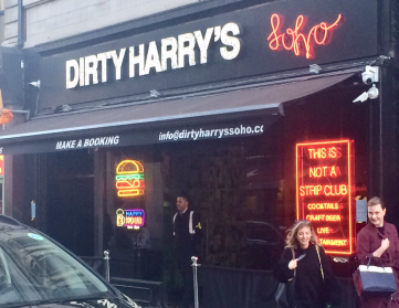 Dirty Harry's closer