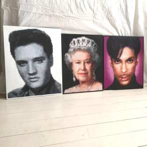 Janek, The King, the Queen and Prince