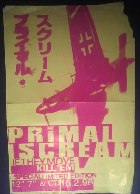 Paul PRIMAL SCREAM