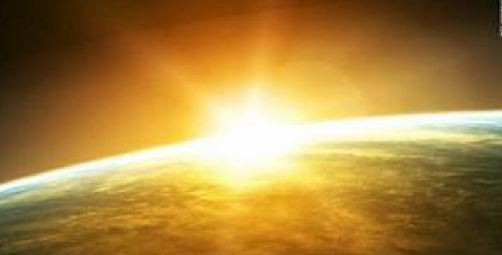 Radiant dawnbreak!