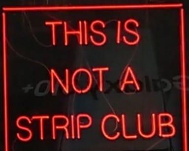 Strip neon