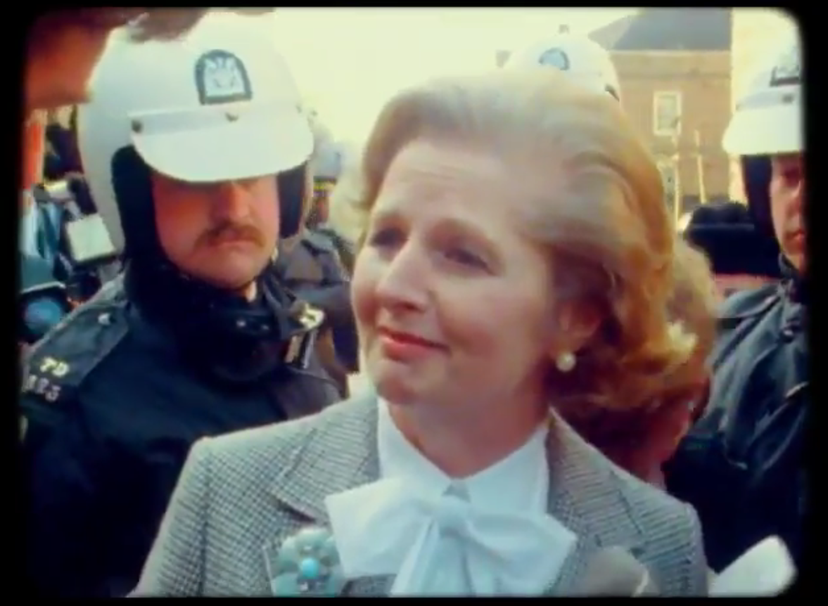 Thatcher - state of emergency 1979