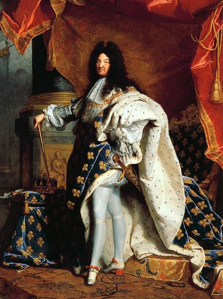 The Sun King, Louis XIV